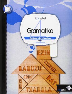 GRAMATIKA DBH 4 GIDA