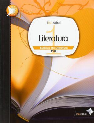 LITERATURA DBH 1, IKASLEAREN MATERIALA