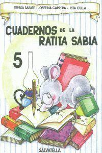 CUADERNO RATITA SABIA 5(MAY.)
