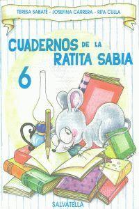 CUADERNO RATITA SABIA 6(MAY.)