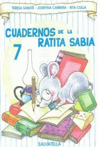 CUADERNO RATITA SABIA 7(MAY.)