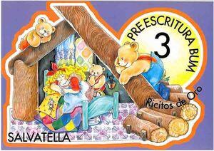 PREESCRITURA BUM 3