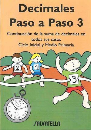 DECIMALES PASO A PASO 3