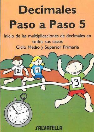 DECIMALES PASO A PASO 5
