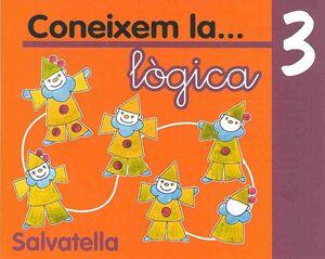 CONEIXEM LÒGICA 3