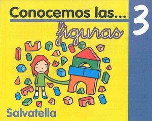 CONOCEMOS FIGURAS 3