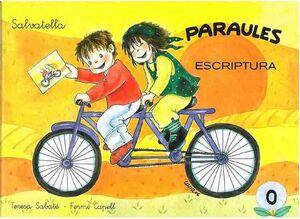 PARAULES ESCRIPTURA 0