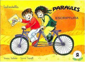 PARAULES ESCRIPTURA 2