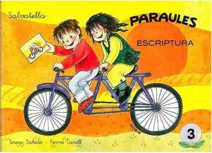 PARAULES ESCRIPTURA 3