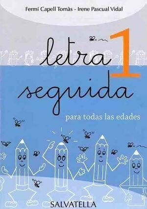 LETRA SEGUIDA 1