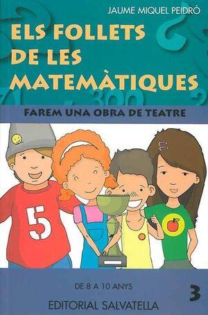 FOLLETS MATEMÀTIQUES 3