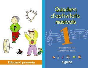 QUADERN D'ACTIVITATS MUSICALS 1