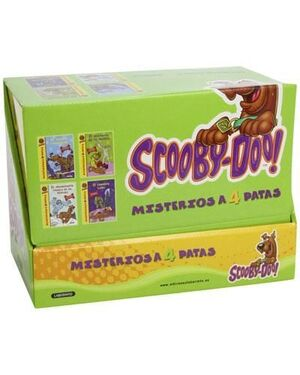 PACK SCOOBY-DOO! MISTERIOS A 4 PATAS