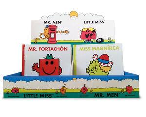 PACK MR.MEN & LITTLE MISS