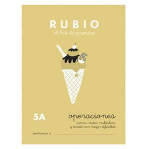 CUADERNO RUBIO PROBLEMAS 5-A