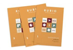 CUADER. RUBIO PROBL.EUR.1E UNIDAD