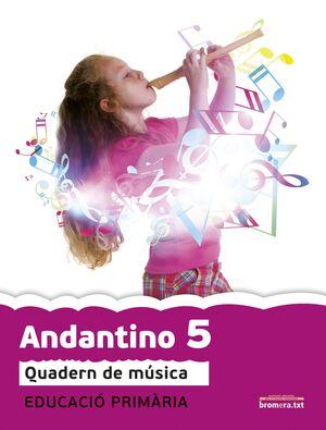 ANDANTINO 5. PROJECTE FAR