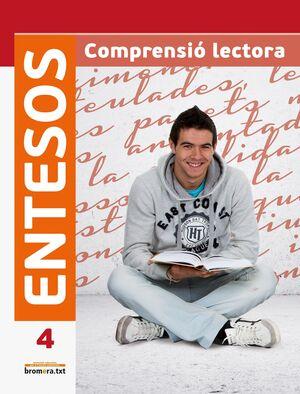 ENTESOS 4. COMPRENSIÓ LECTORA ESO
