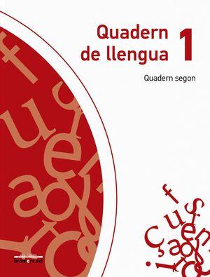 QUADERN DE LLENGUA 1. QUADERN SEGON