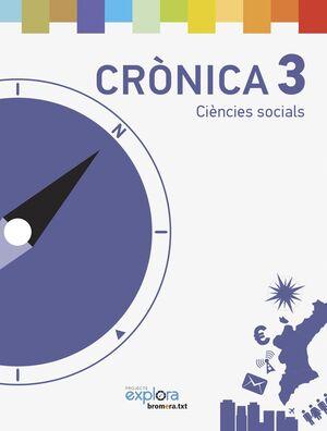 CRÒNICA 3 (GUIA DE RECURSOS DIDÀCTICS) PROJECTE EXPLORA