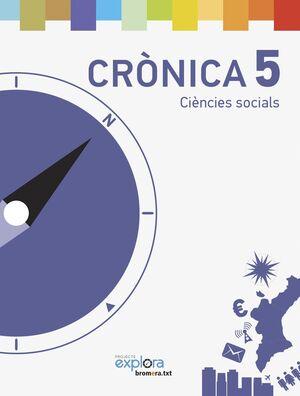 CRÒNICA 5. PROJECTE EXPLORA