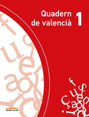 QUADERN DE VALENCIÀ 1 COLLA
