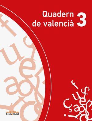 QUADERN DE VALENCIÀ 3 COLLA