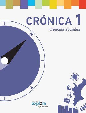 CRÓNICA 1. CIENCIAS SOCIALES