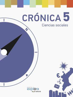 CRÓNICA 5. CIENCIAS SOCIALES