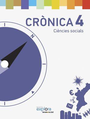 CRÒNICA 4. PROJECTE EXPLORA