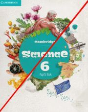 CAMBRIDGE NATURAL AND SOCIAL SCIENCE. PUPIL'S BOOK PACK. LEVEL 6
