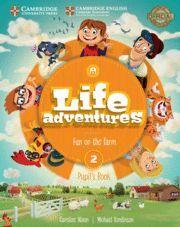 LIFE ADVENTURES. PUPIL'S BOOK. LEVEL 2