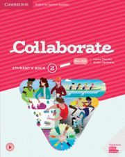 COLLABORATE ENGLISH FOR SPANISH SPEAKERS. STUDENT'S BOOK. LEVEL 2