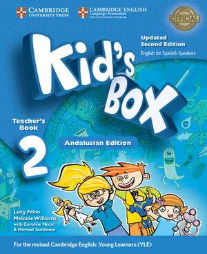 KID'S BOX LEVEL 2 TEACHER'S BOOK UPDATED ENGLISH FOR SPANISH SPEAKERS 2ND EDITIO