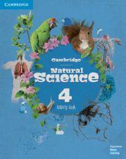 CAMBRIDGE NATURAL SCIENCE. ACTIVITY BOOK. LEVEL 4