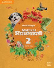 CAMBRIDGE NATURAL SCIENCE. ACTIVITY BOOK. LEVEL 2