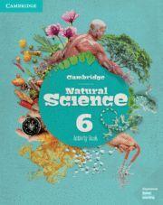 CAMBRIDGE NATURAL SCIENCE. ACTIVITY BOOK. LEVEL 6