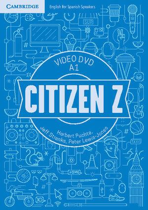 CITIZEN Z A1 VIDEO DVD