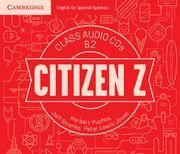 CITIZEN Z B2 CLASS AUDIO CDS (4)