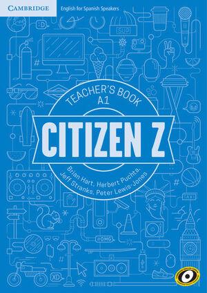 CITIZEN Z A1 TEACHER'S BOOK