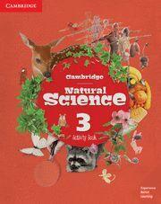 CAMBRIDGE NATURAL SCIENCE. ACTIVITY BOOK. LEVEL 3