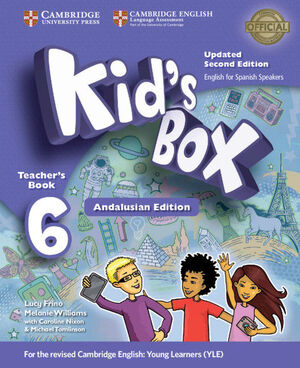 KID'S BOX LEVEL 6 TEACHER'S BOOK UPDATED ENGLISH FOR SPANISH SPEAKERS 2ND EDITIO