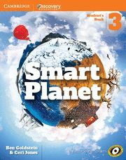 SMART PLANET LEVEL 3 STUDENT'S BOOK WITH DVD-ROM