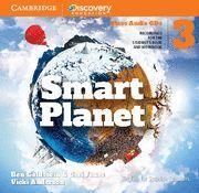 SMART PLANET LEVEL 3 CLASS AUDIO CDS (4)