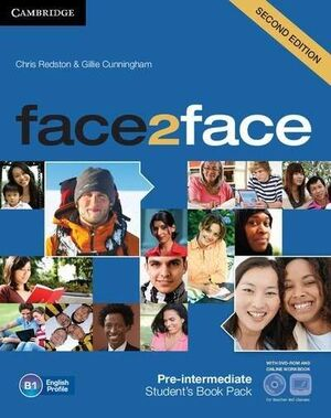 FACE2FACE FOR SPANISH SPEAKERS PRE-INTERMEDIATE STUDENT'S PACK (STUDENT'S BOOK W
