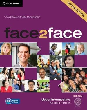 FACE2FACE FOR SPANISH SPEAKERS UPPER INTERMEDIATE STUDENT'S PACK (STUDENT'S BOOK