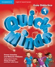 QUICK MINDS LEVEL 1 GUÍA DIDÁCTICA