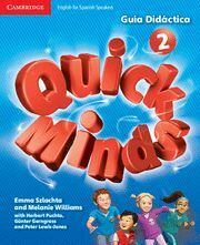 QUICK MINDS LEVEL 2 GUÍA DIDÁCTICA