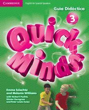 QUICK MINDS LEVEL 3 GUÍA DIDÁCTICA