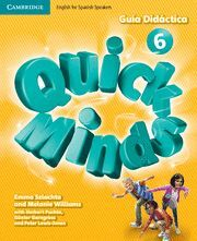 QUICK MINDS LEVEL 6 GUÍA DIDÁCTICA